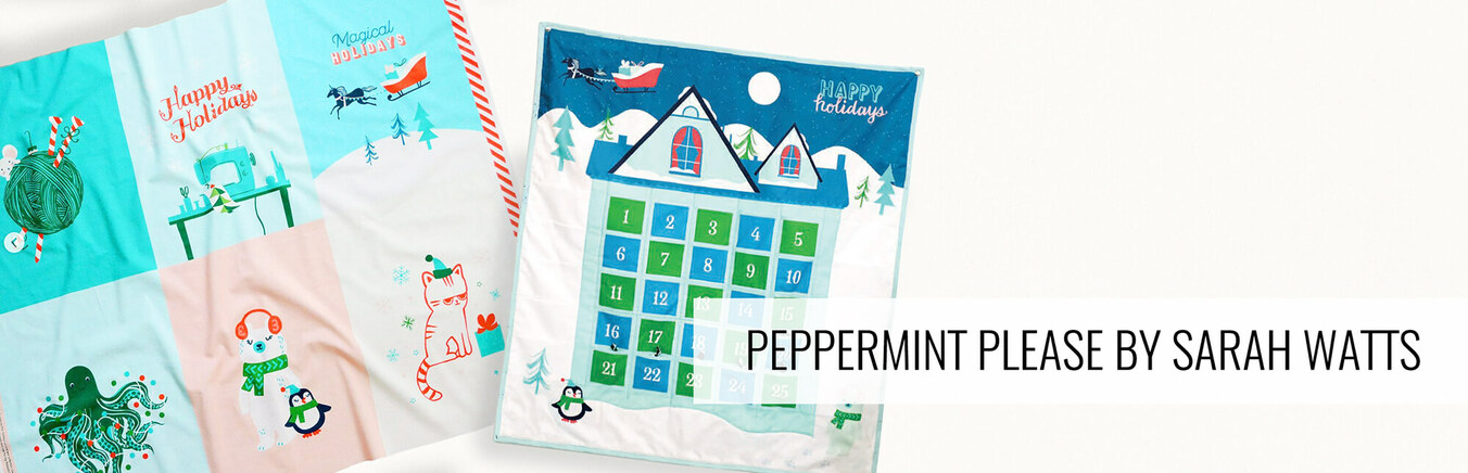 Peppermint Please by Sarah Watts