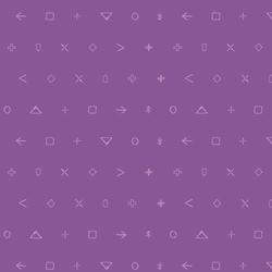 Icon Elements in Titan Violet