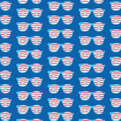 Sunglasses in True Blue