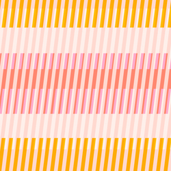 Fruity Stripes in Sunshine