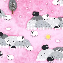 Counting Sheep in Girl