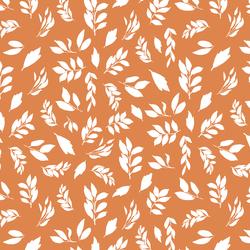 Leaves in Pumpkin Spice