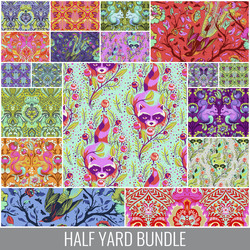 All Stars Half Yard Bundle