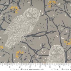 Woodland Owls in Flint