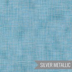 Quilter's Linen Metallic in Winter