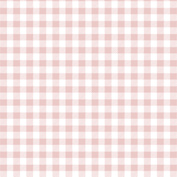 Small Buffalo Plaid in Blush