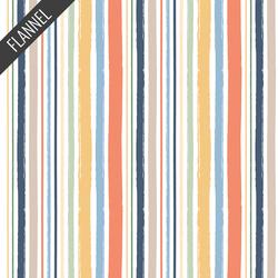 Stripes in White