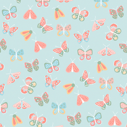 Butterflies in Bright
