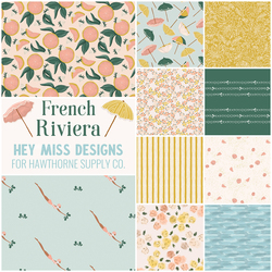 French Riviera Fat Quarter Bundle