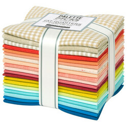 Kona Solid Fat Quarter Bundle Curated By Emily Dennis (Quilty Love)