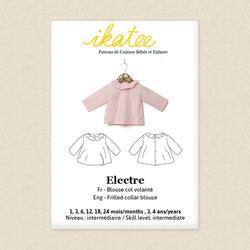 Electre Blouse - Baby