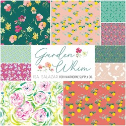 Garden Whim Fat Quarter Bundle
