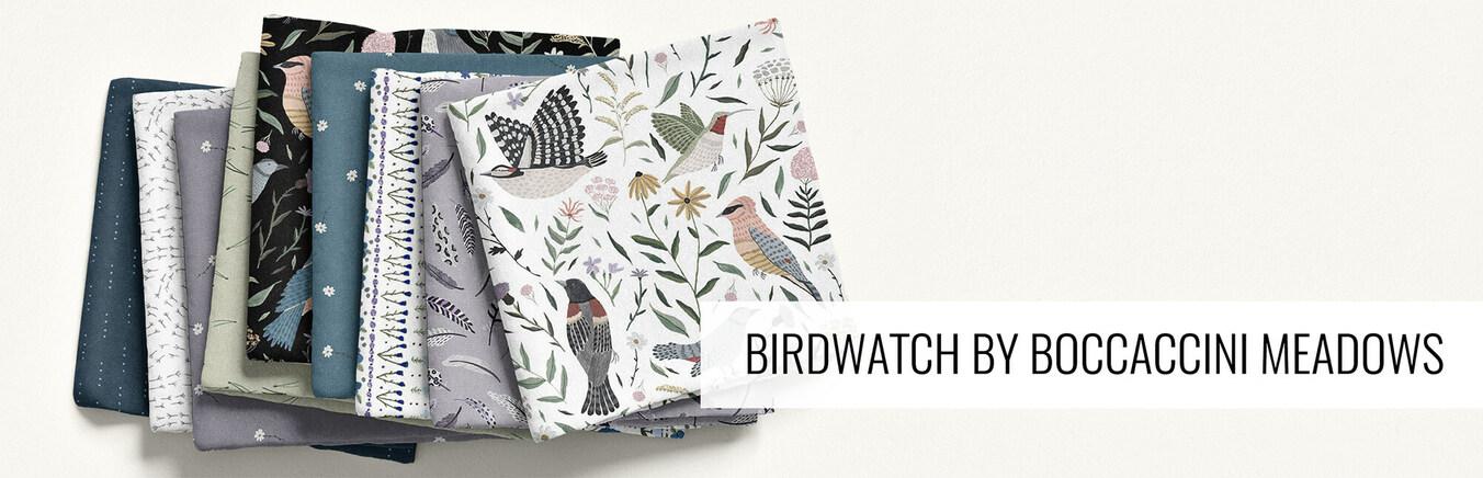 Birdwatch by Boccaccini Meadows