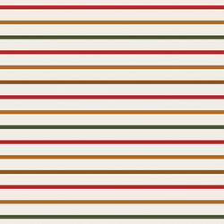Mistletoe Stripe in Festive