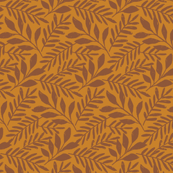 Pressed Leaves in Spice on Harvest