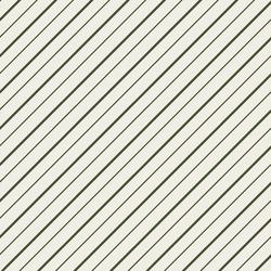 Peppermint Stripe in Mistletoe Green