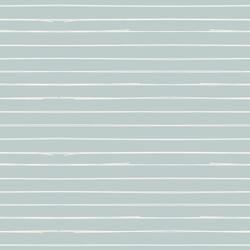 Lines in Light Misty Blue