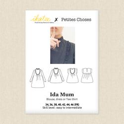 Ida Blouse, Dress and T-shirt - Women