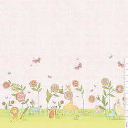 Delightful Days Double Border in Pink