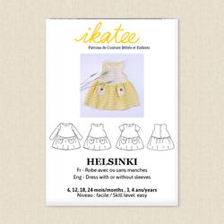 Helsinki Dress - Baby