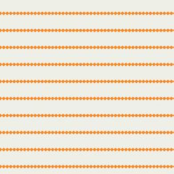 Seaside Stripes in Tangerine