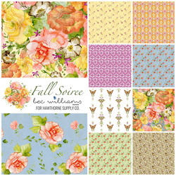 Fall Soiree Fat Quarter Bundle