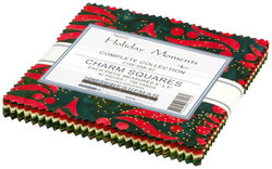 "Holiday Moments 5"" Charm Pack"