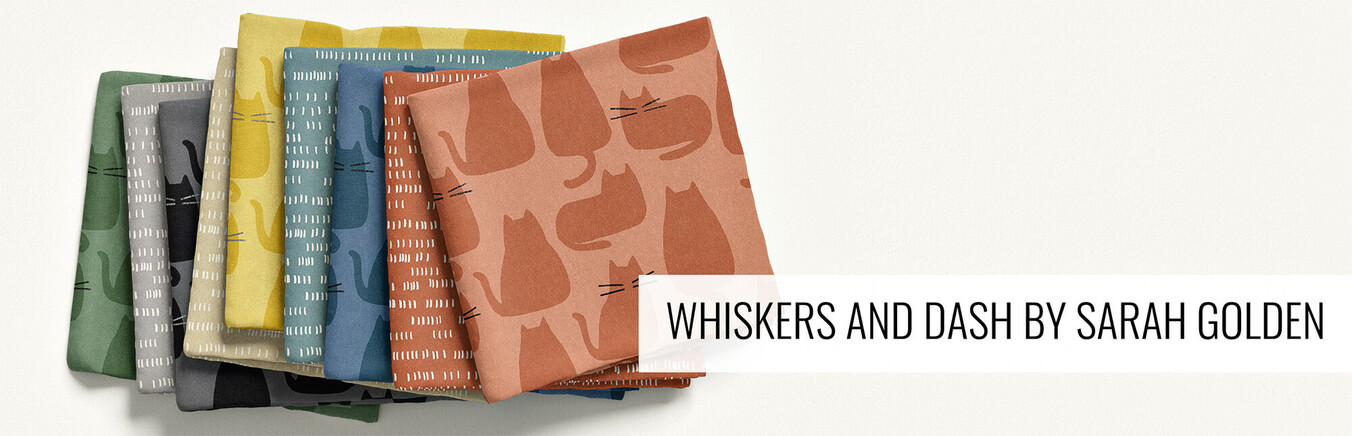 Whiskers and Dash by Sarah Golden