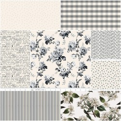 Gingham Farm Fat Quarter Bundle in Homestead