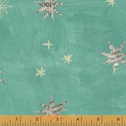 Stars in Aqua