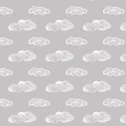 Clouds in Cirrus Gray