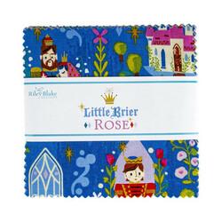 "Little Brier Rose 5"" Square Pack"