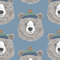 Bear in Dusk
