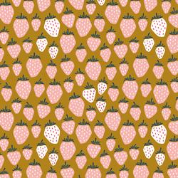Queen of Berries in Golden Yellow