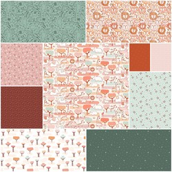 Savanna Sunset Fat Quarter Bundle
