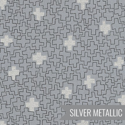 Mosaic in Grey