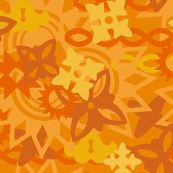 Quilt in Marigold