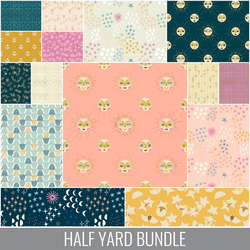 Stellar Half Yard Bundle