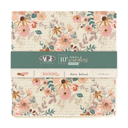 """Bookish 10"""" Square Pack"""