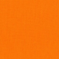 Kona Solid in Clementine