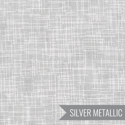 Quilter's Linen Metallic in Zinc