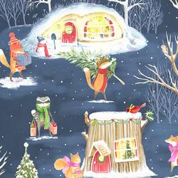 Merry Christmas Ya Filthy Animals in Multi