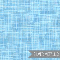 Quilter's Linen Metallic in Lake