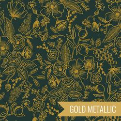 Colette in Evergreen Metallic