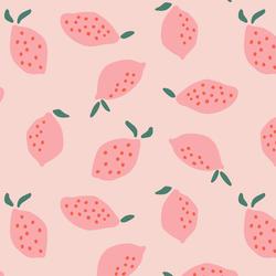 Lemons in Pink Sugar