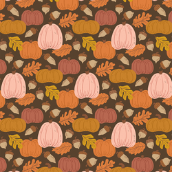 Autumn Harvest in Pumpkin Spice