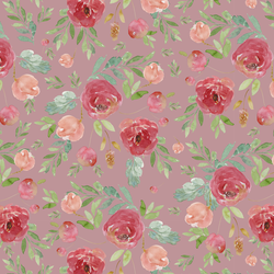 Wild Roses in Antique Rose