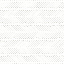 Chevron Arrows in Light Sage on White