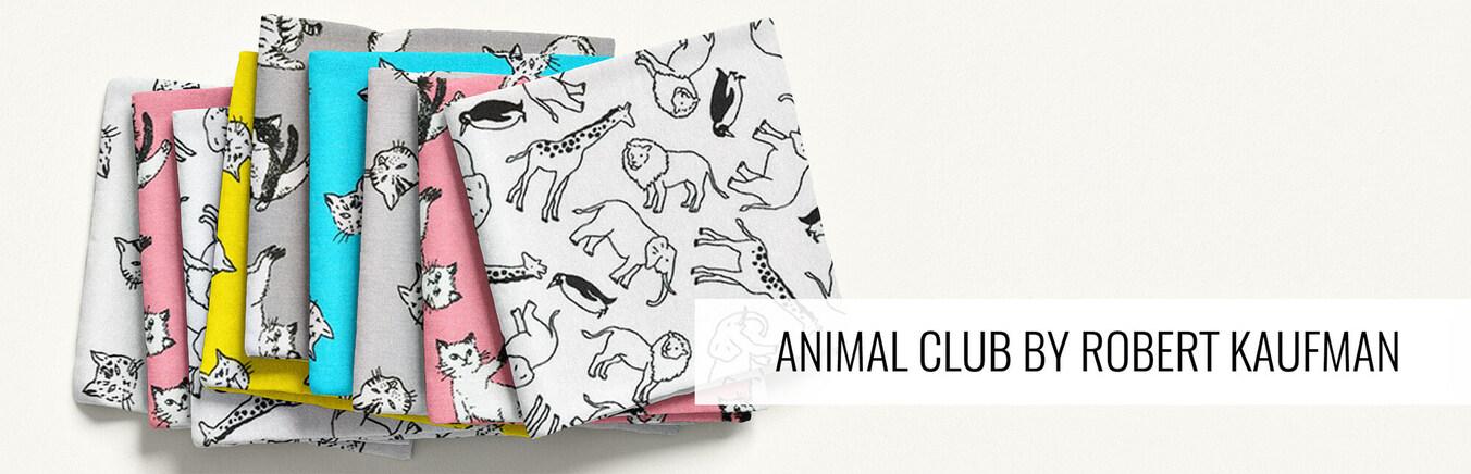 Animal Club by Robert Kaufman