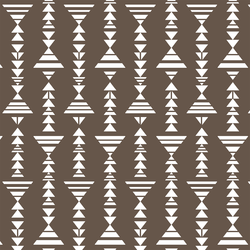 Little Tribal Stripe in Timber